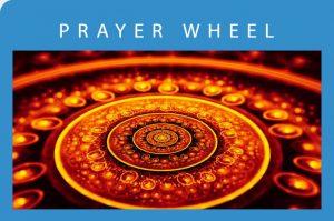 PRAYER WHEEL SZINES